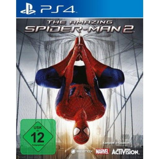 Amazing Spider-Man 2  PS4 in Actionspiele FSK 12, Spiele und Games in Online Shop http://Spiel.Zone