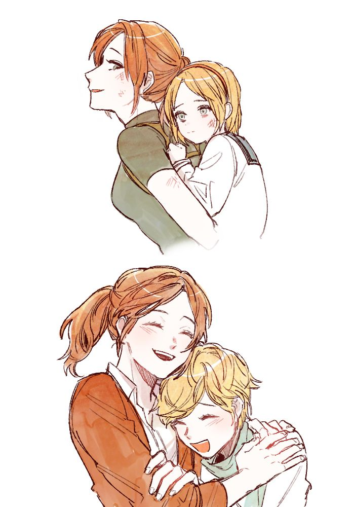 Claire and Sherry