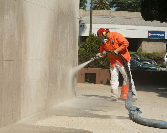 Commercialpressurewashing At Heartoftexaspowerwash When Your Place Of Business Needs A Tho Cleaning Gutters Pressure Washing Services Power Washing Services