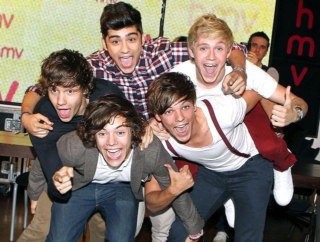 Brittish hotties One Direction