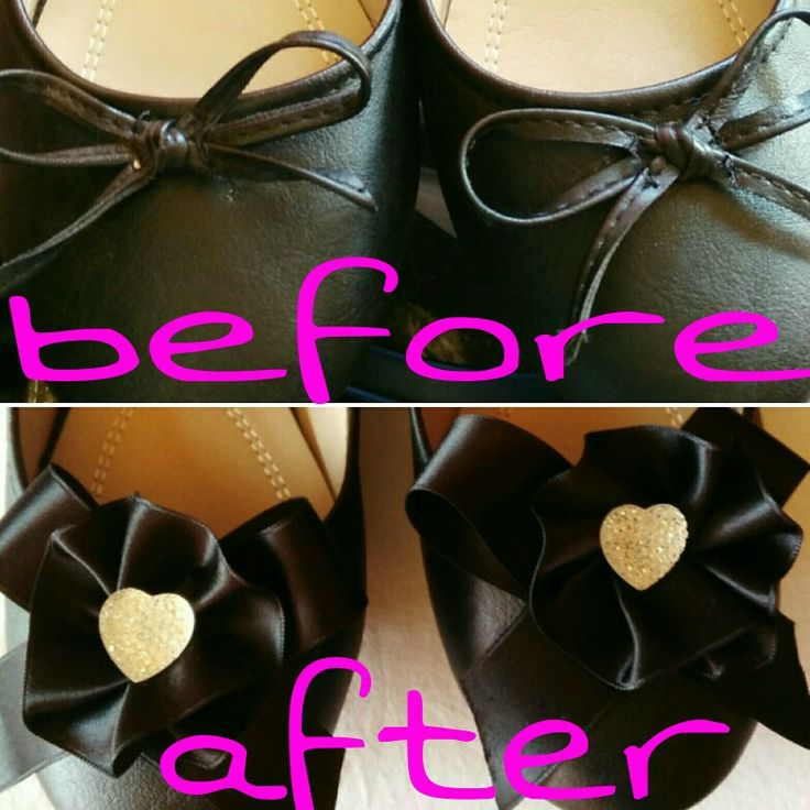 normal shoes, back ti life after a makeover