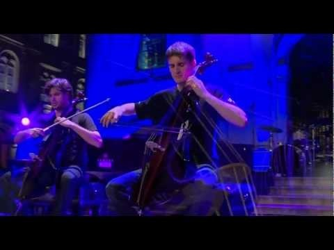 2CELLOS - Fields of Gold (Live) - Would LOVE to see them live!