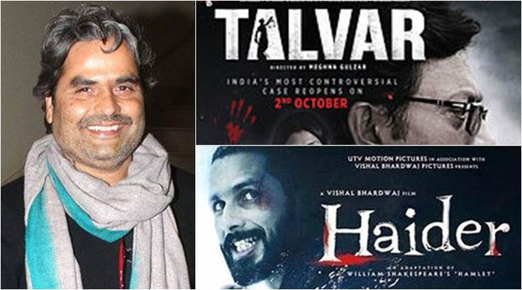 Vishal Bhardwaj filed FIR for using his and Shahid Kapoor's name for casting couch!