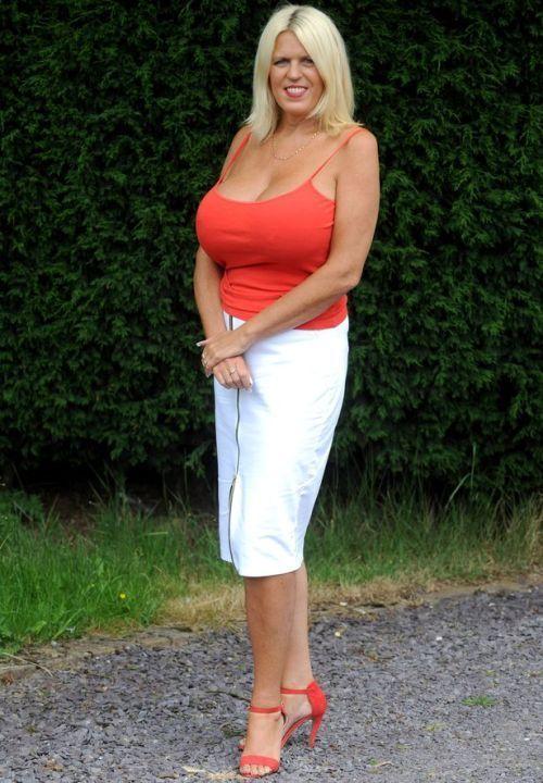 True big busty 40 older women are not