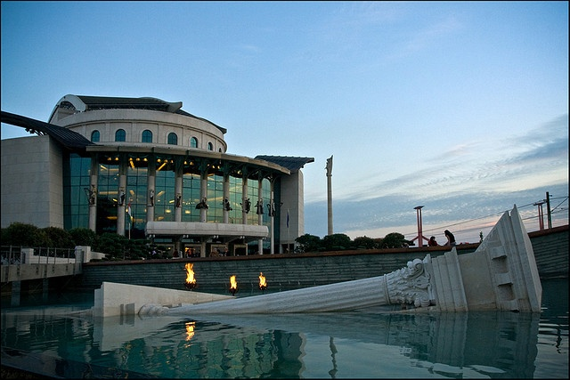 Nemzeti Színház, Bajor Gizi park 1., Budapest.