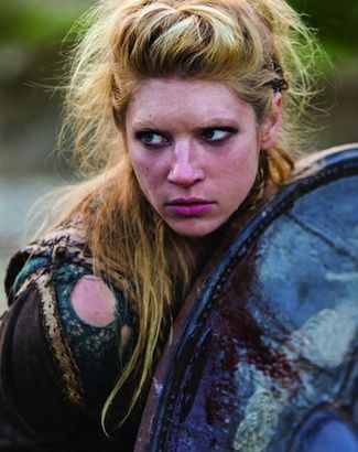 Vikings+TV+Show+Woman | Katheryn Winnick: Vikings Quest 'Put Me Through the Wringer ...