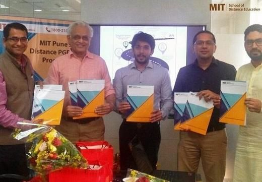 MIT School of #Distance #Education #Launches its #Flagship #PostGraduateDiploma #Course in #ProjectManagement Digitally  #mitsde #pune    Read full news here : http://businesswireindia.com/news/fulldetails/mit-school-distance-education-launches-its-flagship-post-graduate-diploma-course-project-management-digitally/55539