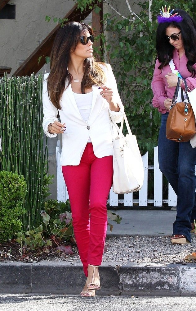Eva Longoria Photos: Eva Longoria Out in Beverly Hills