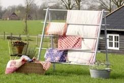 Landleven.nl - Maak zelf een wasrek - Zelf bouwen