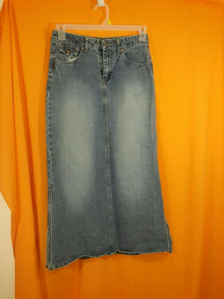 Arizona Jeans Jeansrock Größe 16R lange bescheidene Medium Wash Pockets #AriZona #Jea …   – eBay & E-Commerce Great Finds  Board
