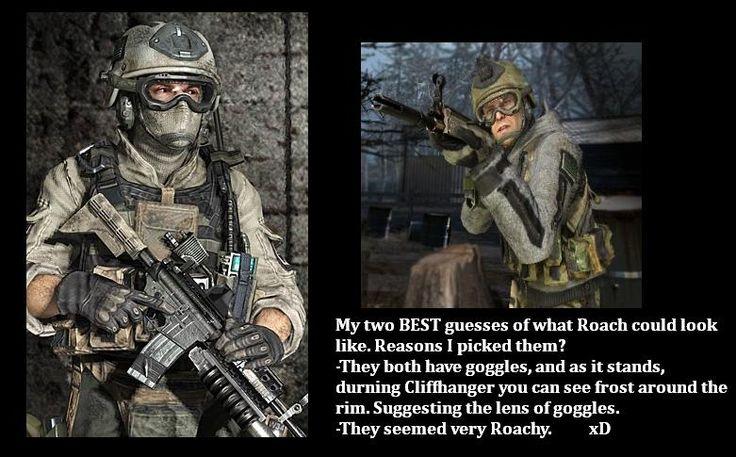 Roach Call Of Duty Roach