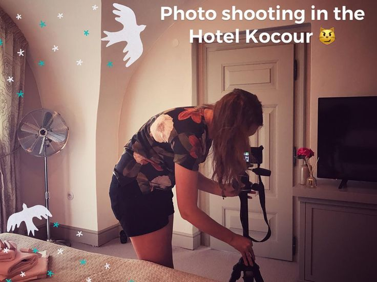 Photo shooting/ Focení in/v @hotel.kocour