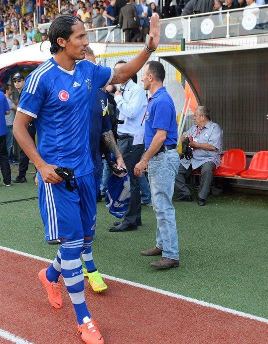 2014.07.25-Bruno Alves, Fenerbahçe 1-0 Sepahan (Hazırlık Maçı) | Fenerbahçe Spor Kulübü Resmi Sitesi