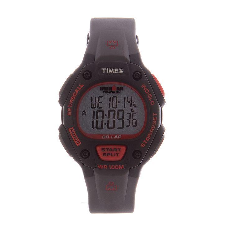 timex ironman triathlon 8 lap watch manual