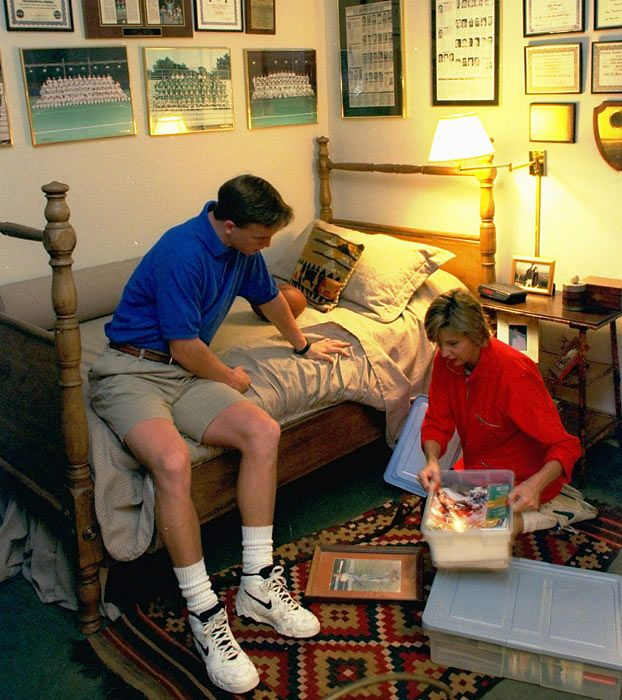 Rare Photos of Peyton Manning - Peyton and Olivia Manning | Sports Illustrated Kids
