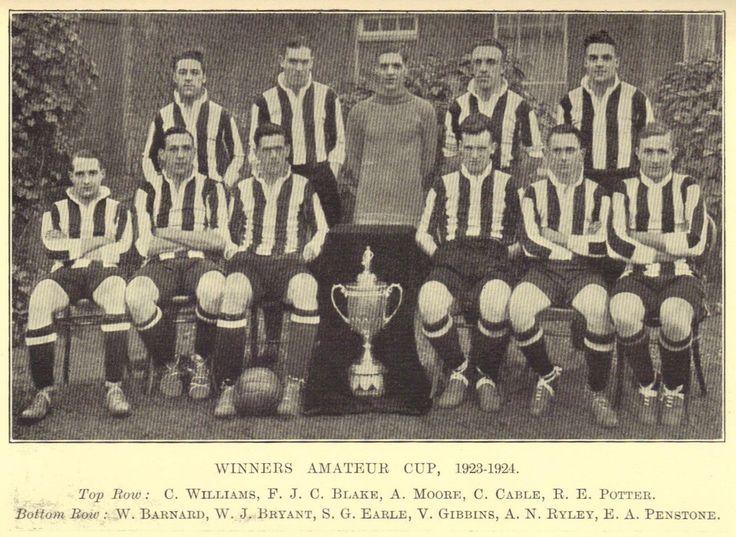 Clapton FC 1923