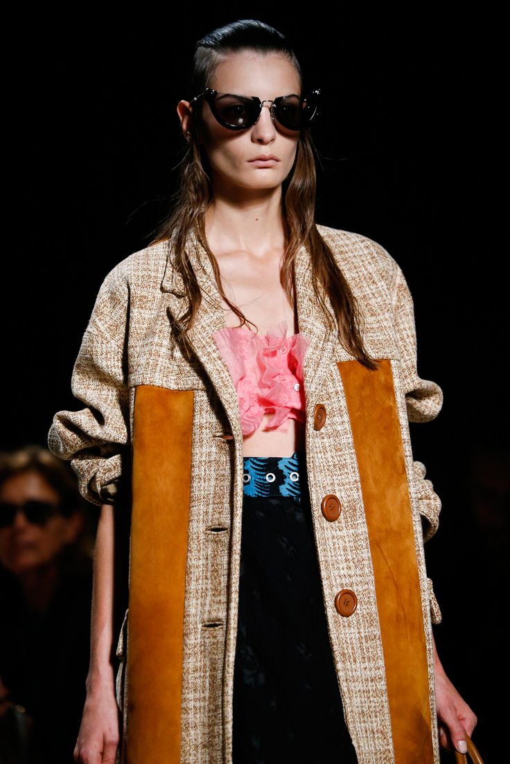 Miu Miu Spring 2015 Ready-to-Wear - Collection - Gallery - Look - Style.com