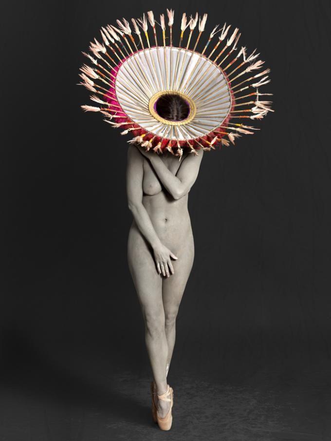 Untitled (from the series Mythologies). Photography © Isabel Muñoz. Courtesy of PHotoEspaña.