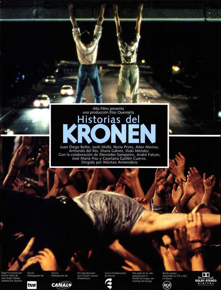 Historias del Kronen DVD ESP ARM