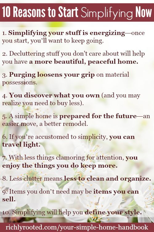 decluttering has changed my life i love these reasons to simplify your simple home - How Do I Declutter My House