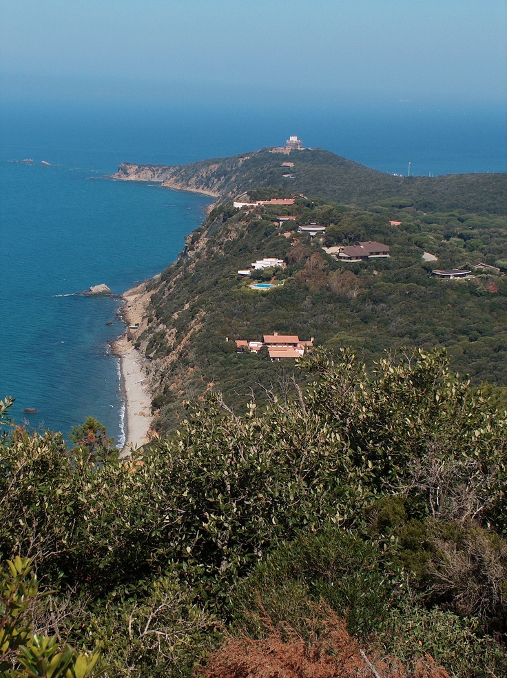 The Coast around Punta Ala