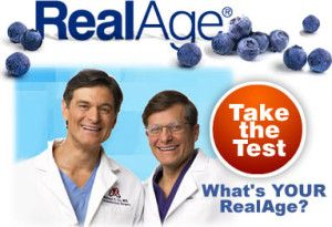 What's Your Real Age? Find Out on RealAge.com