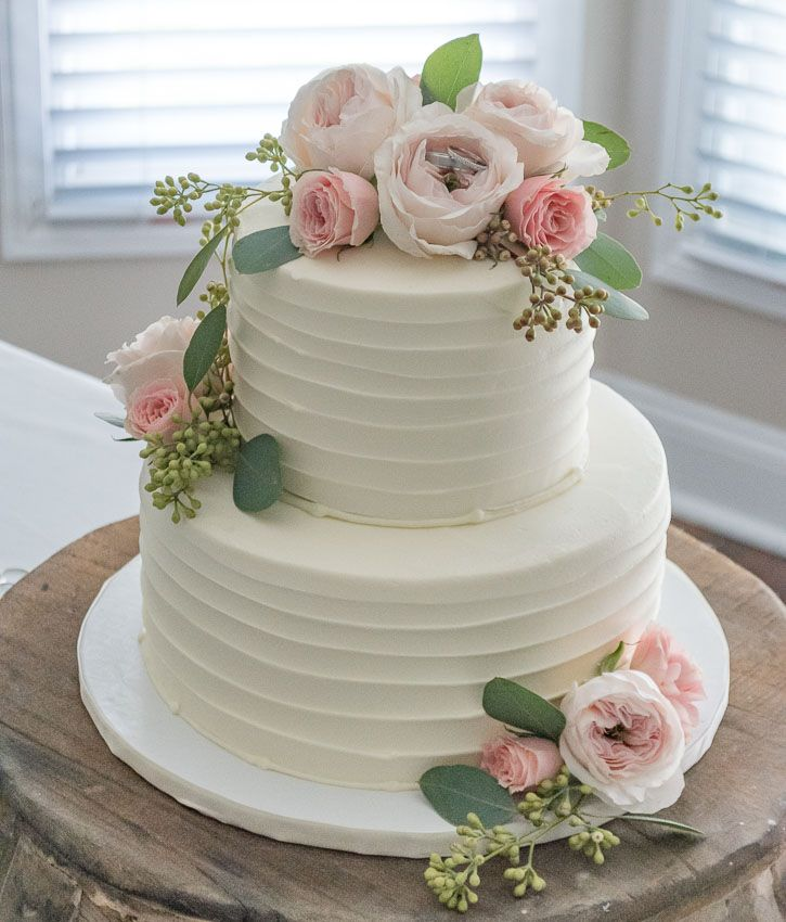 25 Cute Wedding Cake Fresh Flowers Ideas On Pinterest
