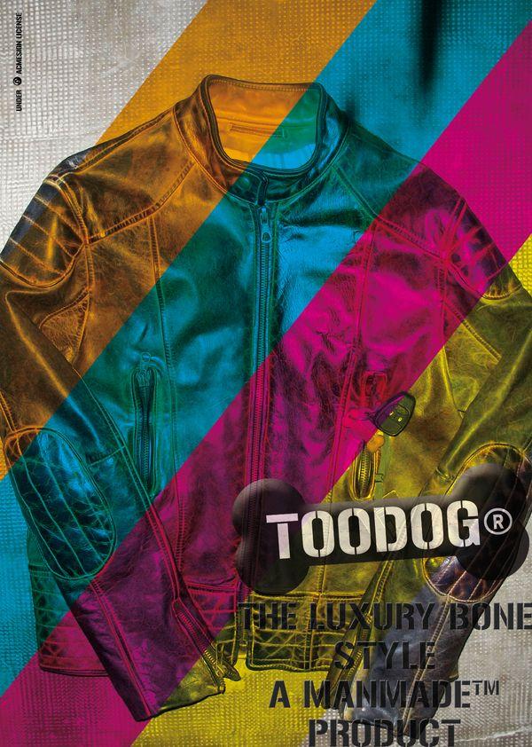 Toodog - Ads by Gianluca Piroli, via Behance