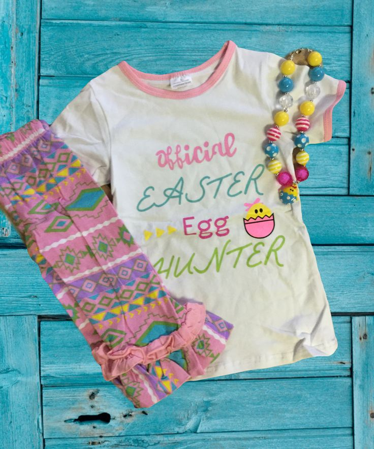 Official Easter Egg Hunter outfit
