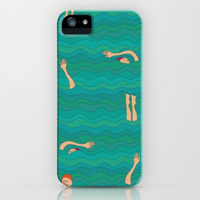 Swimming by Mimi - $35.00