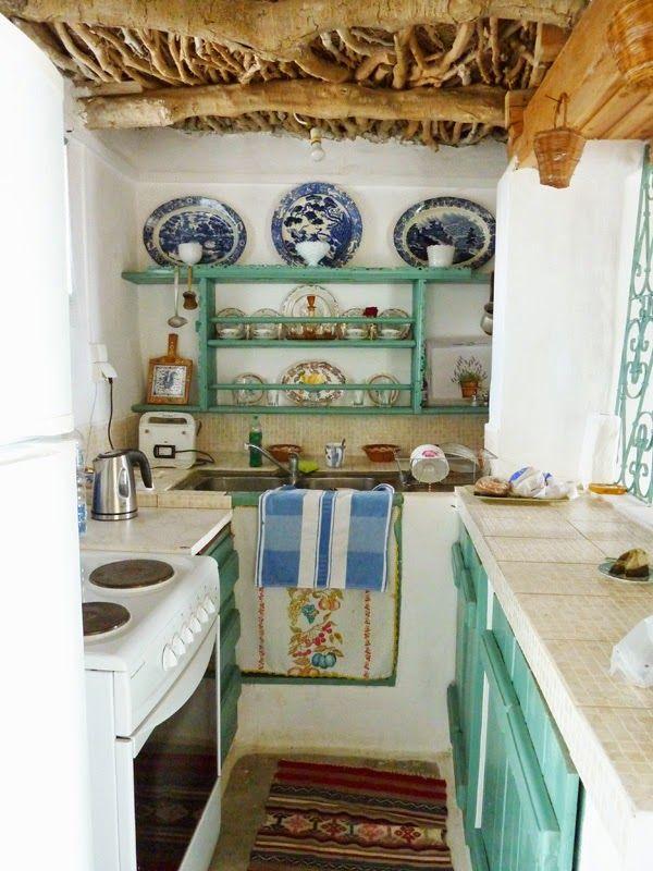 Eline Pellinkhof: Karpathos part 1 (Our cottage)