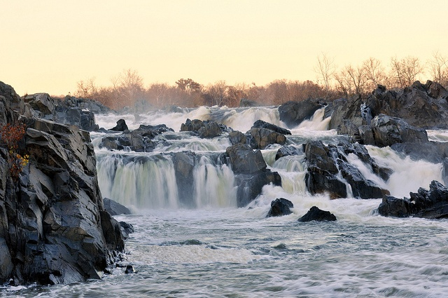 great falls, va...LOVE this place & wanna go back asap. Maryland side is so much prettier though!