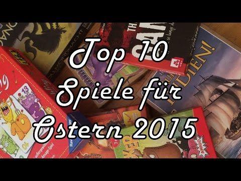 Die besten Spiele für Ostern 2015 - klein genug um sie zu verstecken - Crons Top 10 - YouTube
