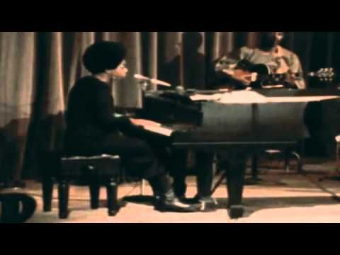 Nina Simone - Black Is The Color Of My True Love's Hair - One of my FAVORITE Nina songs...EVER! And this rendition is...PERFECT!