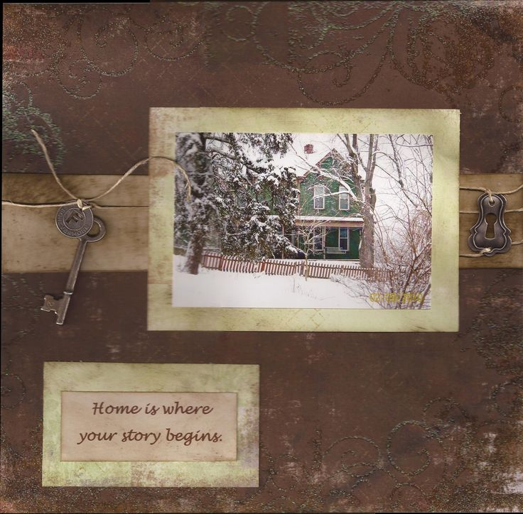 25 best ideas about heritage scrapbooking on pinterest for New home layouts