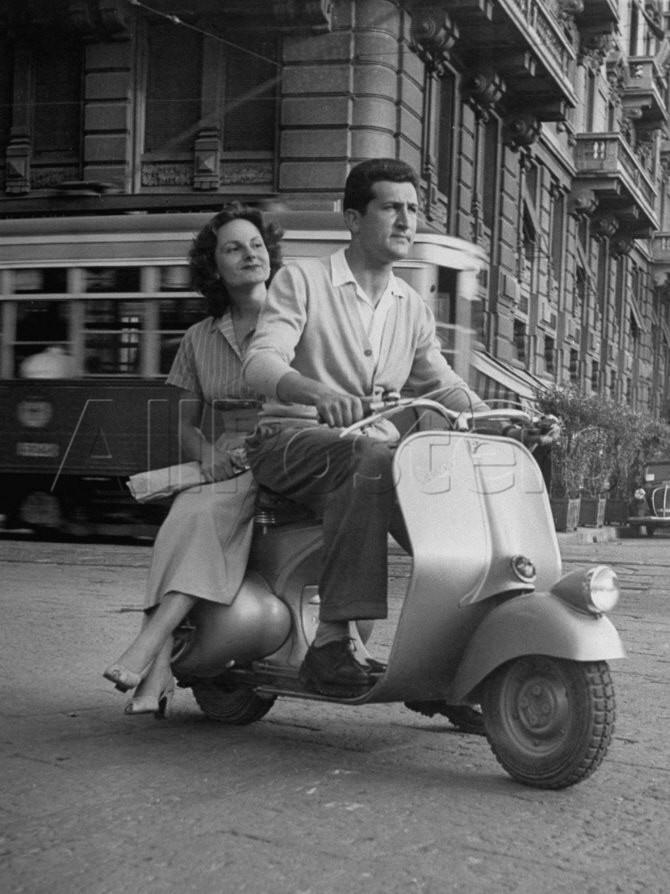 Vespa 98 II (1947)