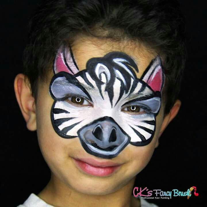133 Best Images About Face Painting/Jungle Animals