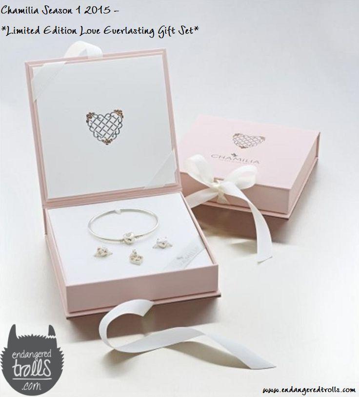 Chamilia Love Everlasting Gift Set