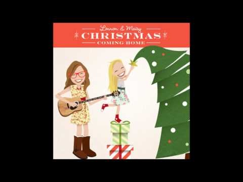 Lennon and Maisy christmas coming home LOVE IT!