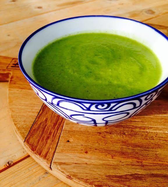 Detox soep