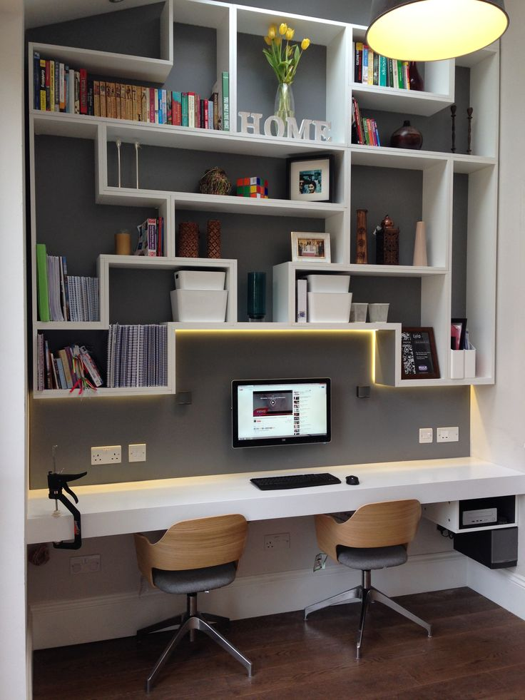I would like to design this office in my room. Since I have small space like thi…