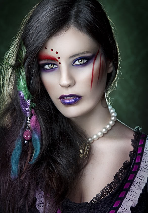 Makeup Post Youtube: 161 Best Post-Apocalyptic Costume Inspiration Images On