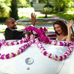 The FTD® Promise of Love™ Car Décor W41-4725