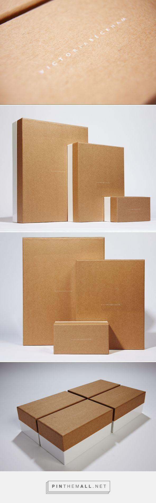 Victoria Beckham packaging box