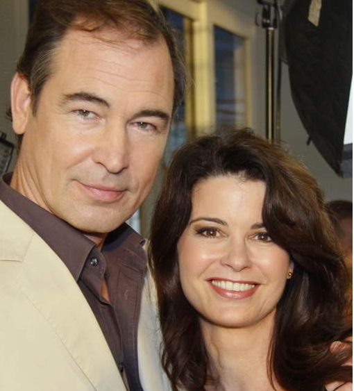The actors who play Ludo & Janine on GTST