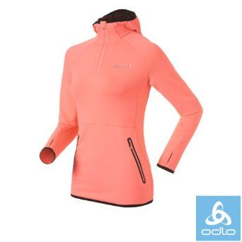 Odlo Womens Famous Running Hoodie: Amazon.co.uk: Clothing