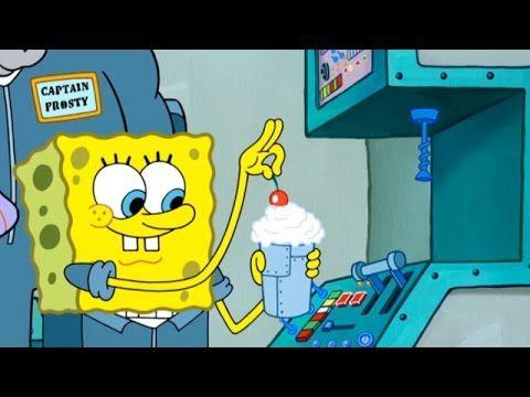 SpongeBob in Real Life - YouTube