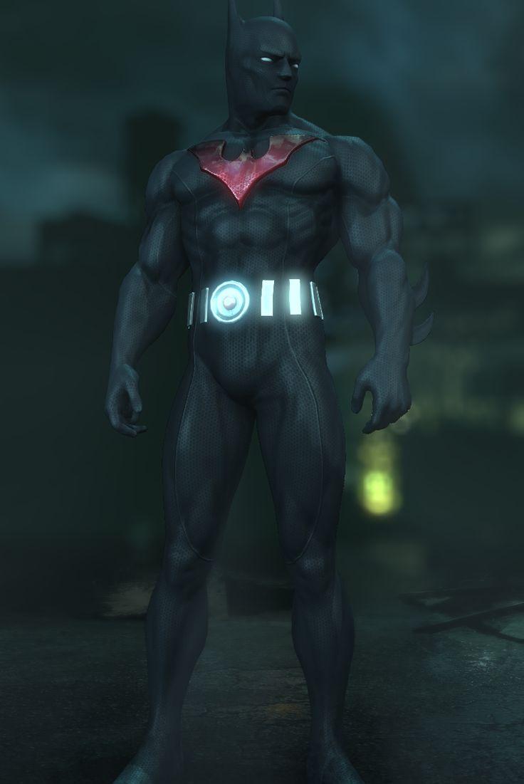 Physics students say Batman's cape needs work   MNN ...   Batman Arkham City Batman Beyond Flying