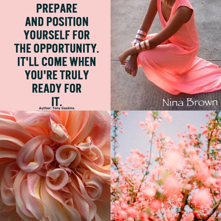 Prepare yourself. #prepare #opportunity #trust #faith www.facebook.com/... www.ninabrown.co.za