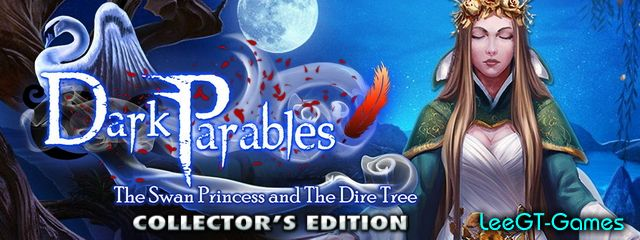 LeeGT-Games: Dark Parables 11: The Swan Princess and The Dire T...
